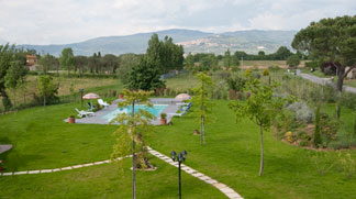 Holiday house in Tuscany, Cortona